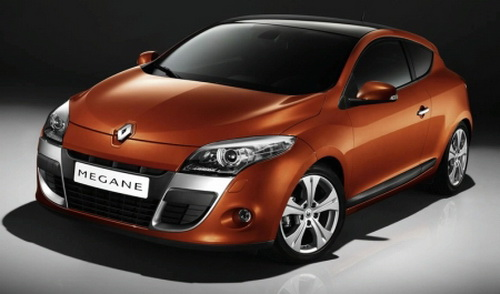 Renault Megane Car Wallpaper