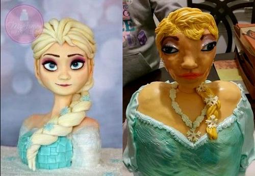 Hilarious Cake
