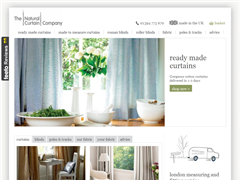 Natural Curtain Company