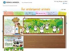 Illustrated Encyclopedia of Endangered Animals