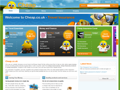 Cheap.co.uk Travel Insurance, Airport Parking, Car Hire, Hotels and Flights