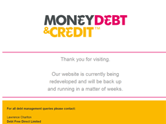 Money Debt and Credit