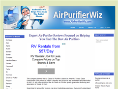 Air Purifier Reviews and Ratings