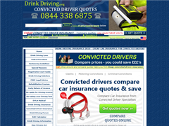 Cheap Car Insurance for Convicted Drivers