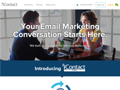 Email Marketing - iContact