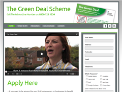 The Green Deal Scheme