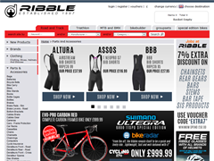 Ribble Cycles - Online Bike Shop UK