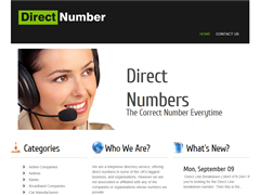 Direct Number