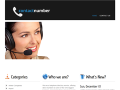 Contact Number UK