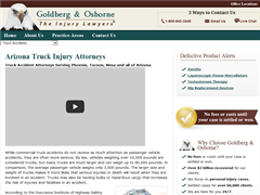 Truck Accident Lawyers In Arizona