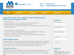 Mortgages Canada