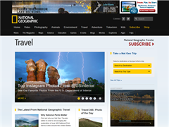 National Geographic - Travel