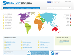 Directory Journal Web Directory