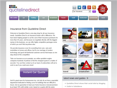 Car Insurance from Quoteline Direct