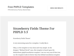 PHPLD Templates
