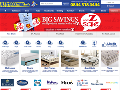 Online Mattress Sale