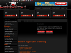 High Stake Online Gambling