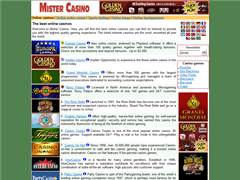 Casinos On Line