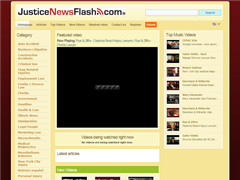 Legal Video News - Justice News Flash