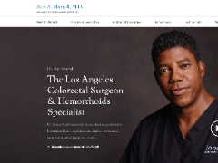 Colorectal Surgeon Los Angeles: Dr. Zuri Murrell