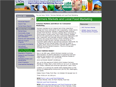 Agricultural Marketing Service Farmers Markets