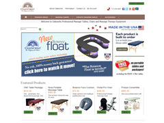 Boiance Massage Tables and Accessories